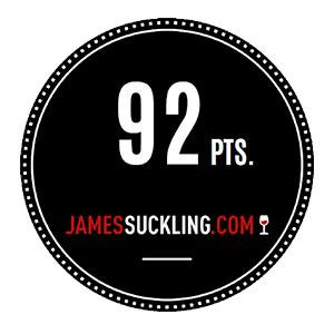 92pts J. Suckling