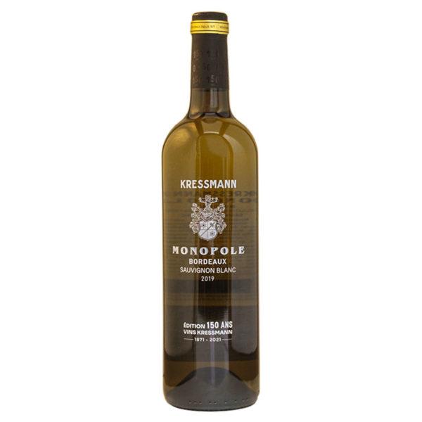 Kressmann Monopole Sauvignon Blanc 2019