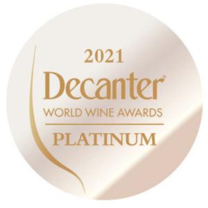 Decanter 97pts | Medalla Platinum